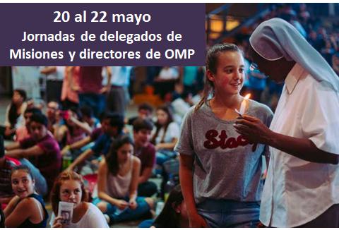 Jornadas delegados de Misiones y directores OMP