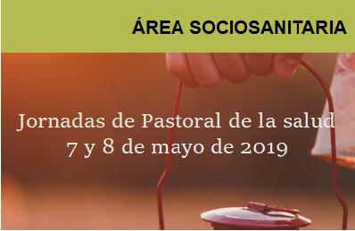 Información Jornadas Pastoral de la Salud